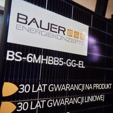 Moduły Bauer w Sun Invest