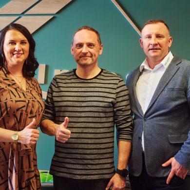 Sylwia i Maciej Ossowscy Sun Invest